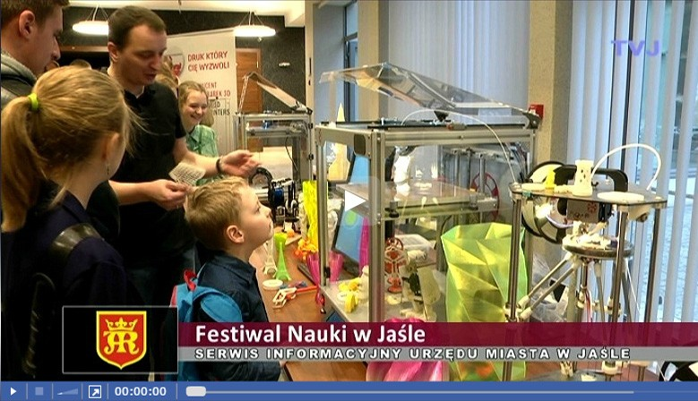 Festiwal Nauki Jasło 2016